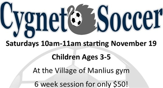 Cygnet Soccer Program