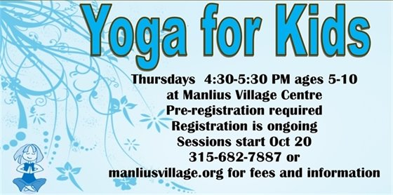 Yoga for Kids ages 5-10