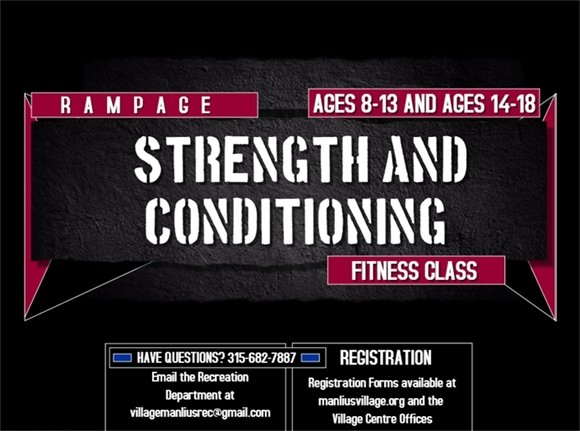 Rampage Strength and Conditioning