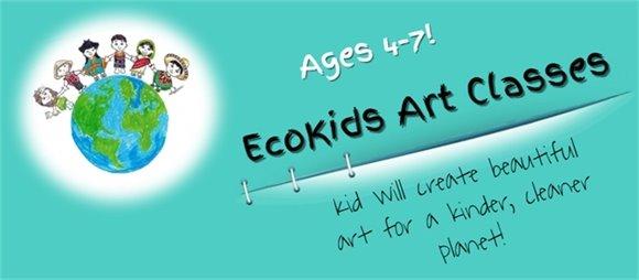 Eco Kids Art Class