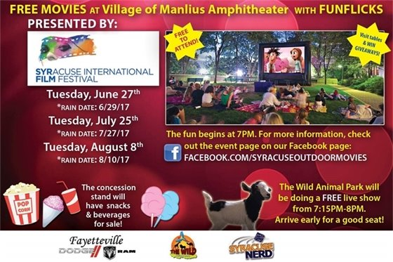 Movies in the Park Information