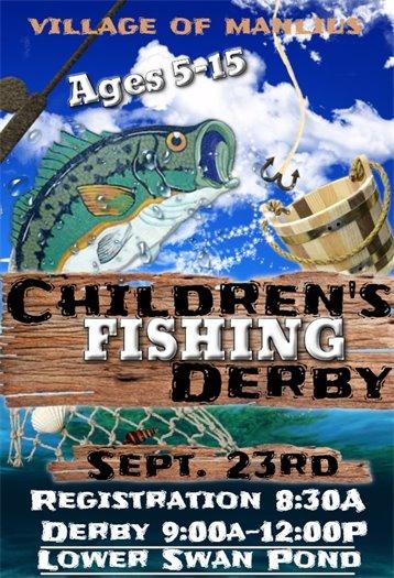 Children's Fishing Derby