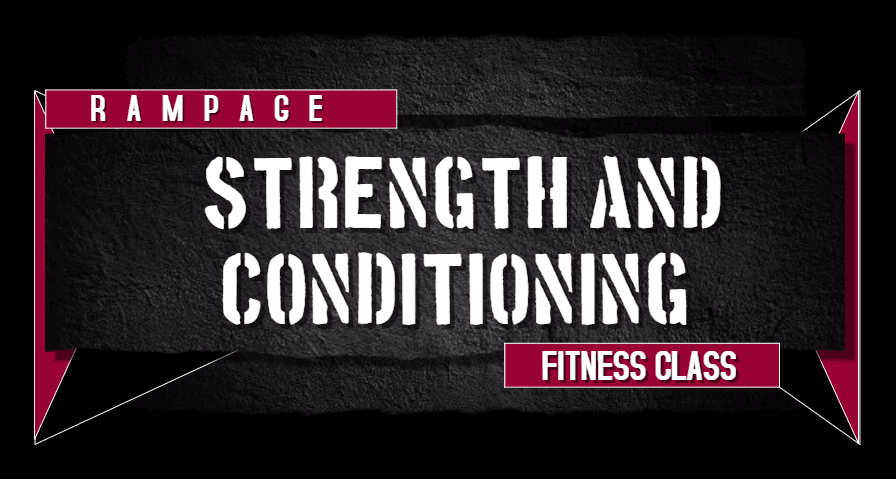 Strength and Conditioning banner