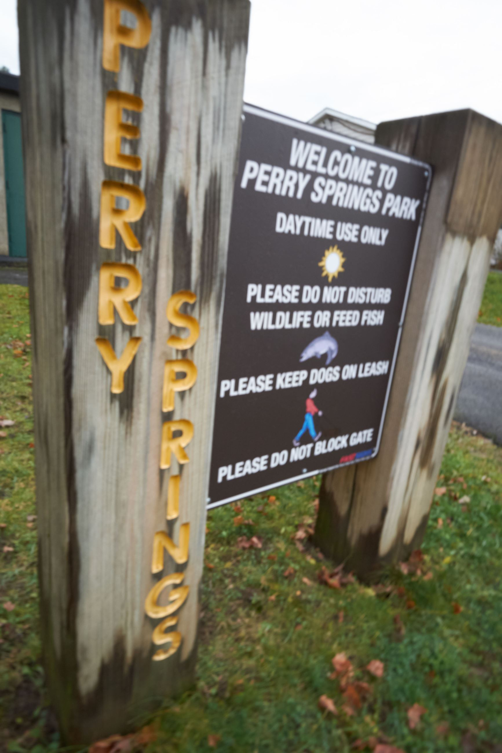 Perry Springs fish hatchery